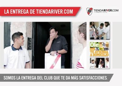 La Entrega de TiendaRiver.com