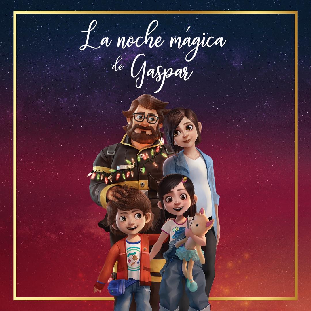 La noche mágica de Gaspar