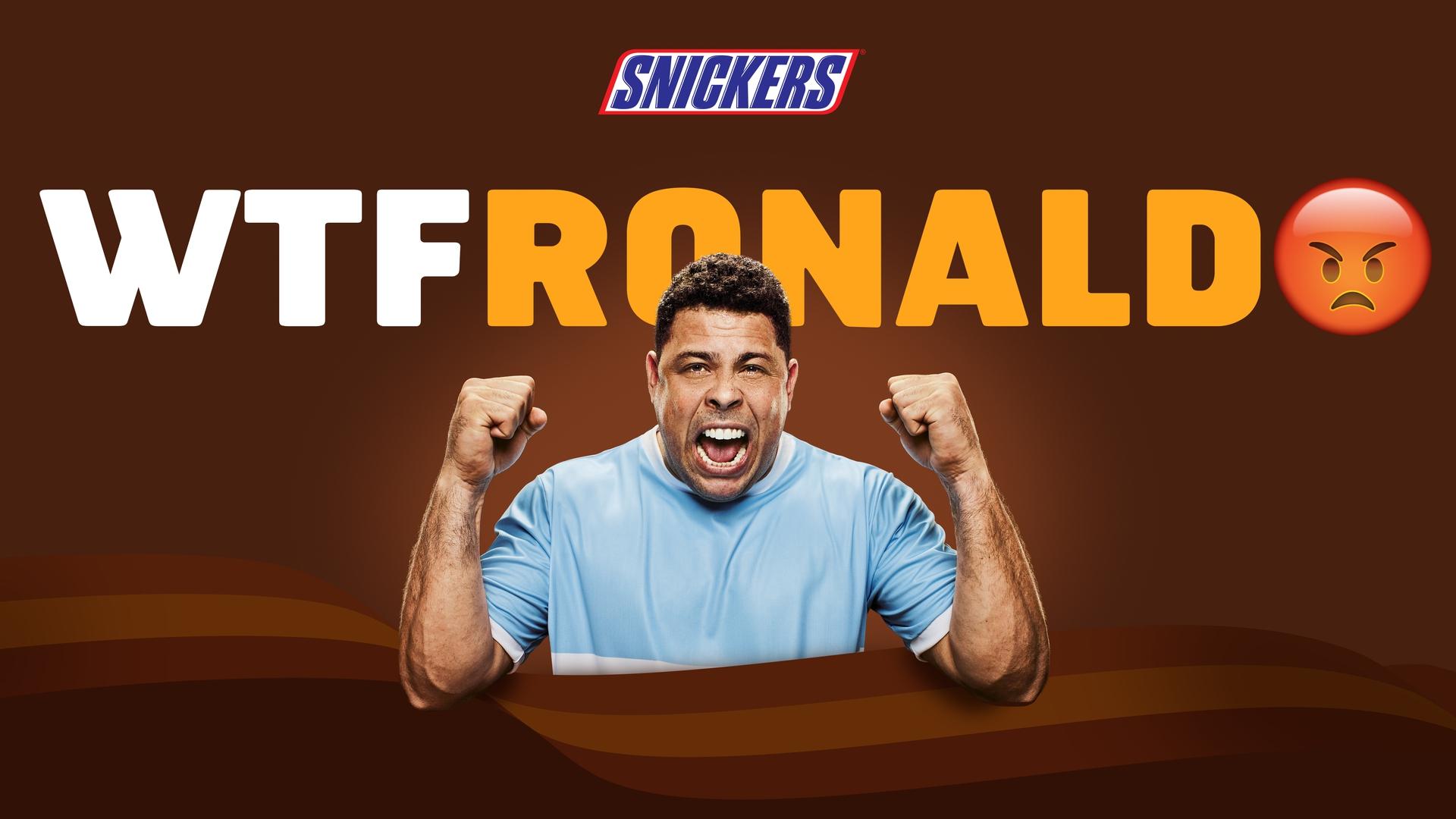¿¡WTF Ronaldo!?