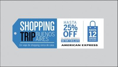Shopping Trip Buenos Aires
