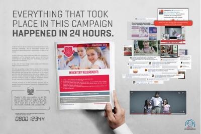 El anuncio que hizo un gran cambio en 24 horas