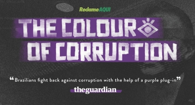 Colors of corruption