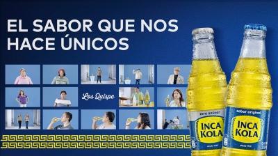 Inca Kola, el sabor que nos hace únicos