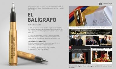 El Balígrafo