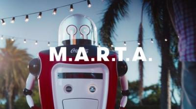 Hay que ser M.A.R.T.A. para distinguir una Coca-Cola Sin Azúcar vs. Coca-Cola Original