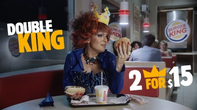 2x15: a turning point in Burger King s history