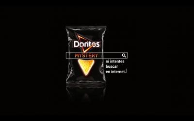 Doritos Mystery. Desafiando una generación