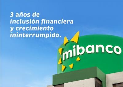 Caso Mi banco: 3 años de inclusión financiera y crecimiento ininterrumpido