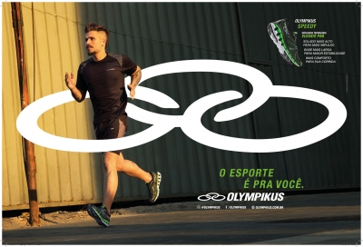 Olympikus: sports are for you