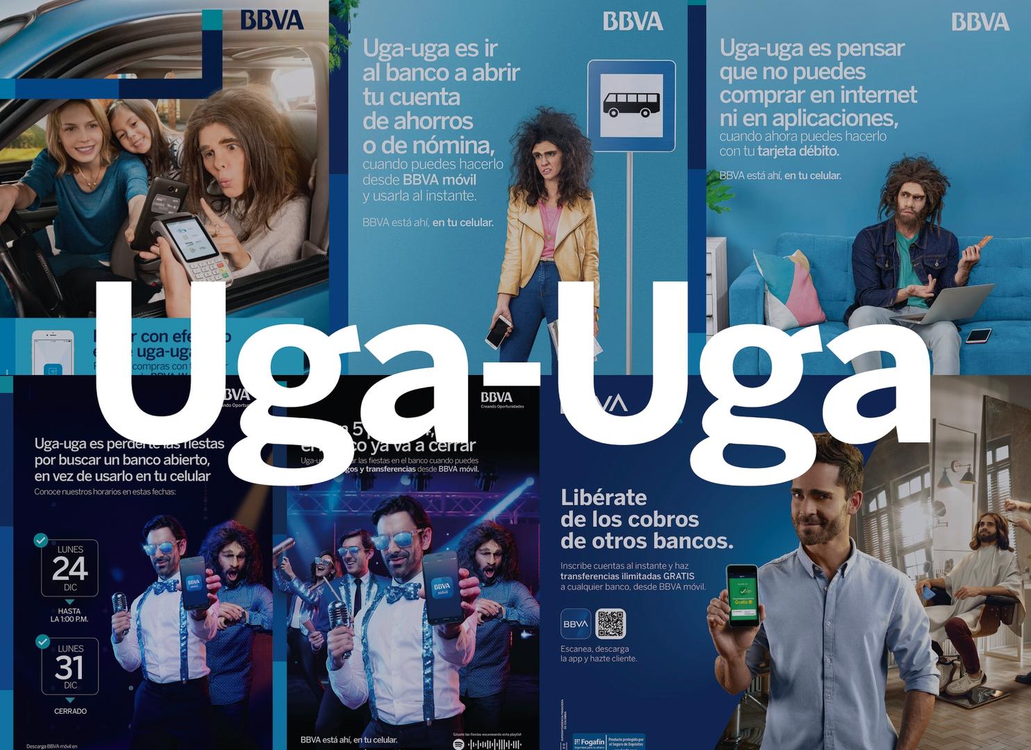 Deja de ser un UGA-UGA