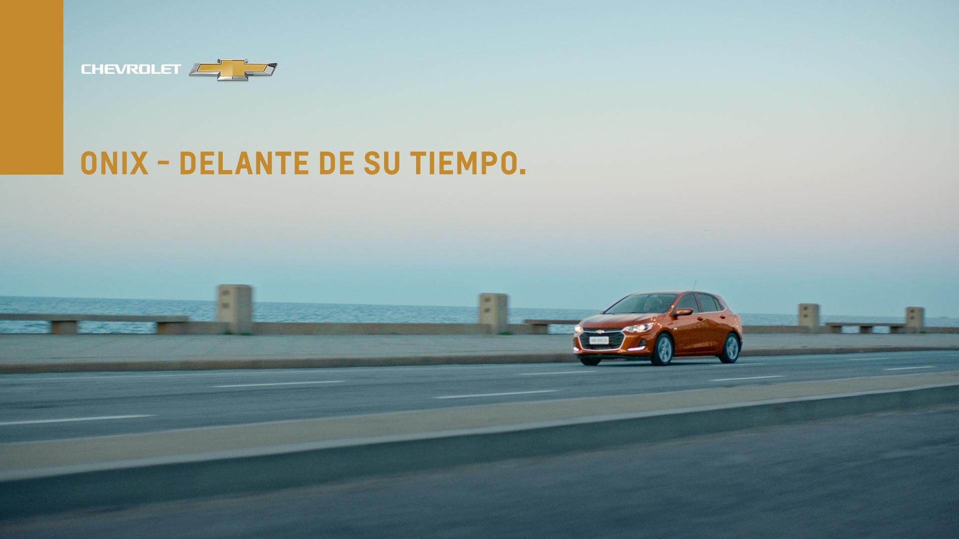 Chevrolet Onix. Delante de su tiempo
