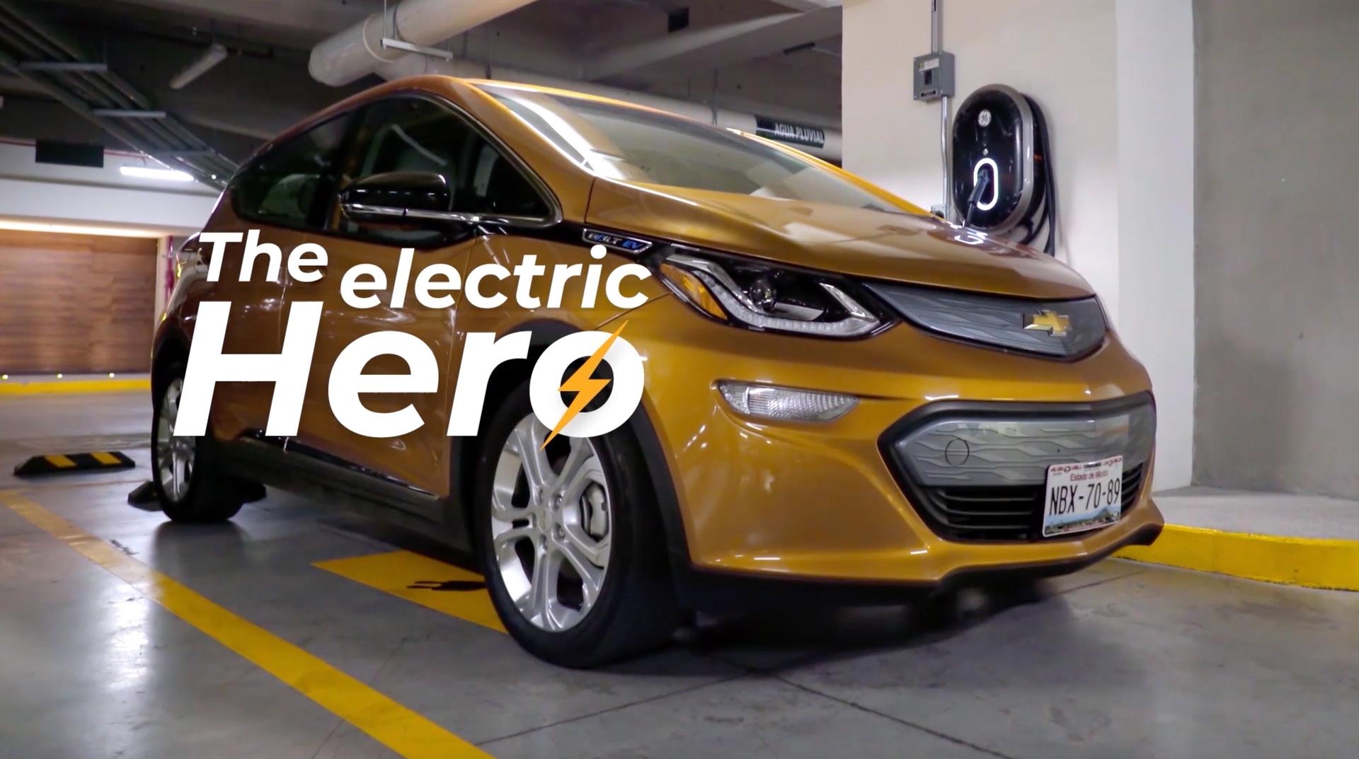The electric hero