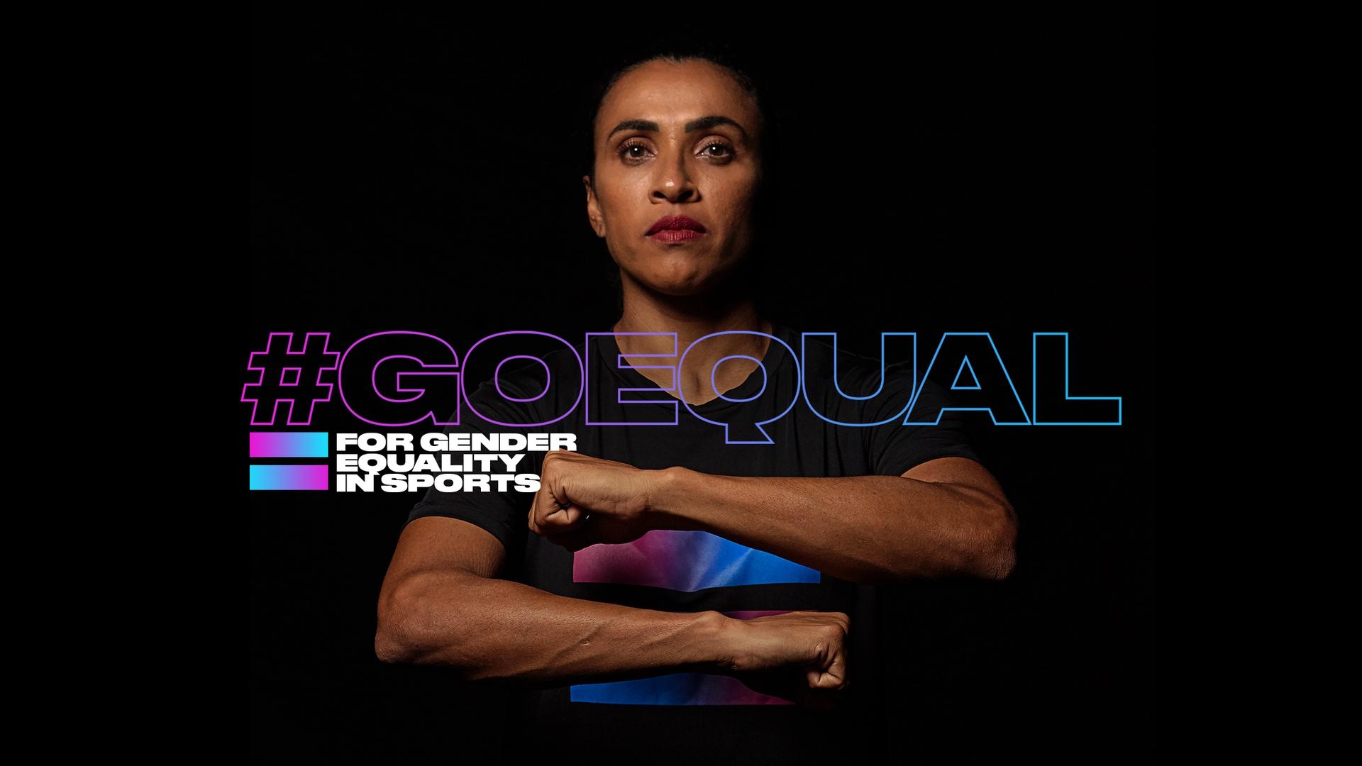 GoEqual: un movimiento por la igualdad de género en el deporte