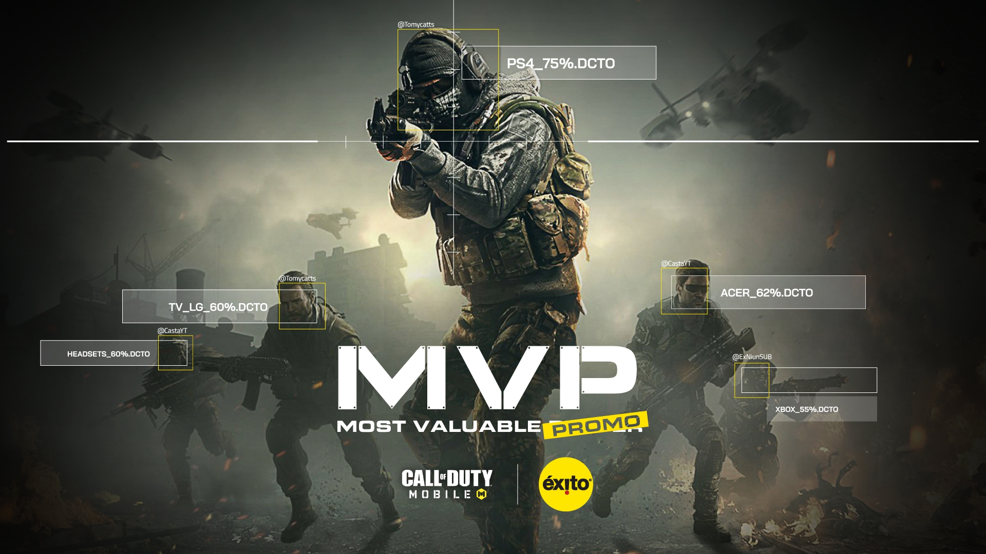 MVP: Most Valuable Promo